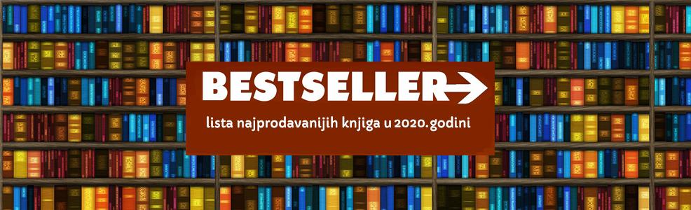 Najprodavanije knjige u 2020. godini