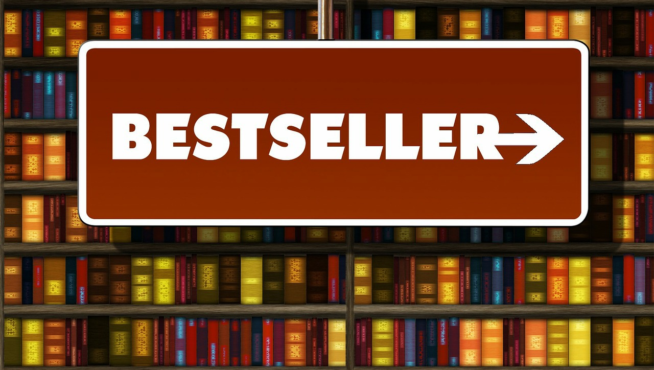 Najprodavanije knjige u 2019. godini