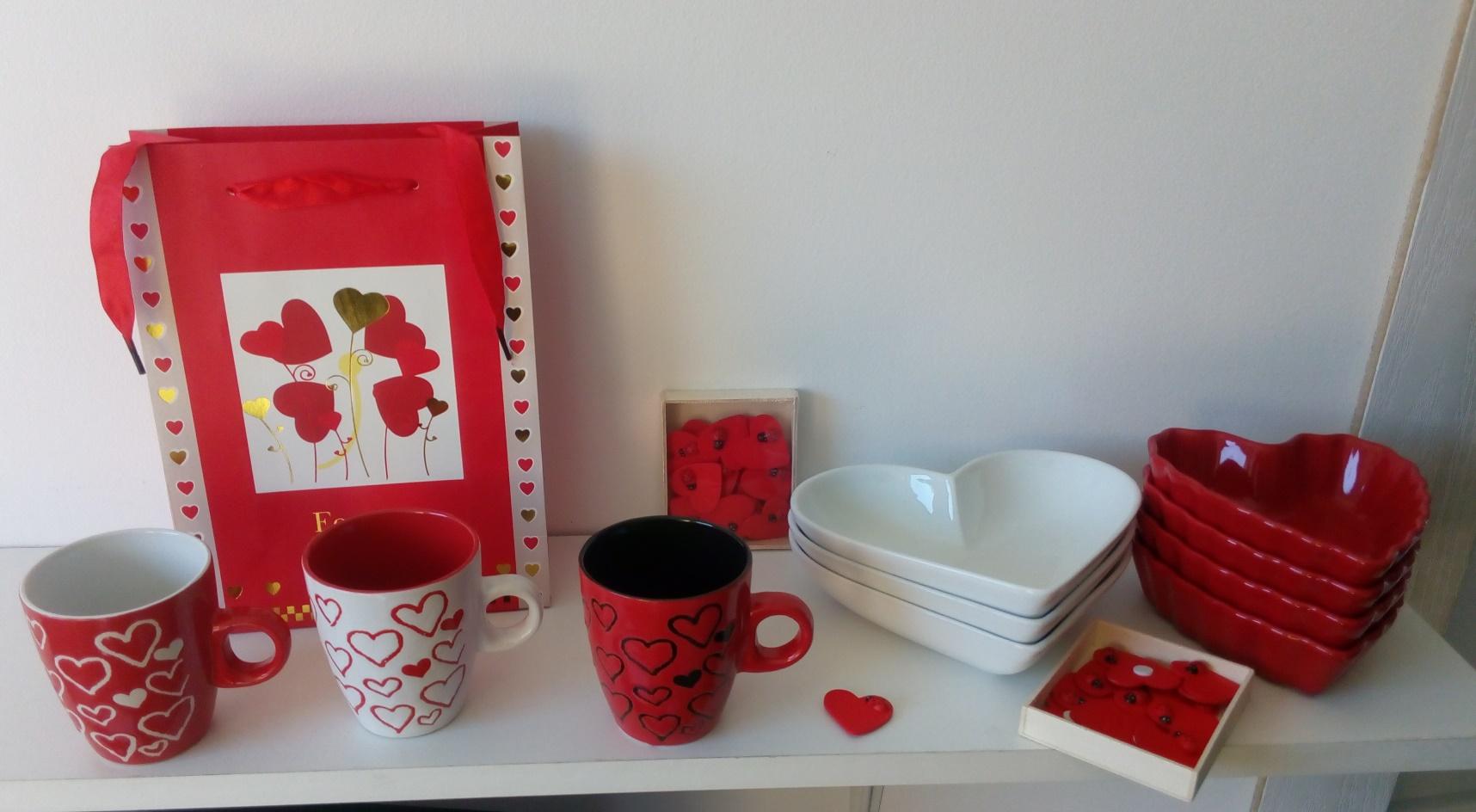 Ljubavni paket - pokloni za dan zaljubljenih
