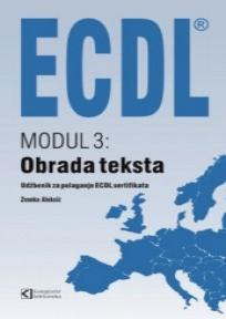 ECDL Modul 3: Obrada teksta