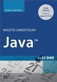 Java 11 i 12: Naučite samostalno za 21 dan