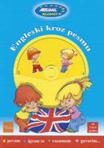 Engleski kroz pesmu (od 3-6 god.)