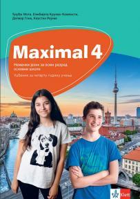 Maximal 4, udžbenik + CD