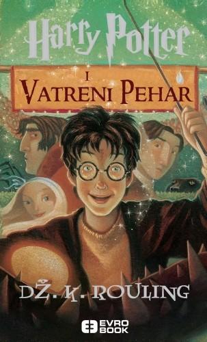 Hari Poter i vatreni pehar (IV deo)