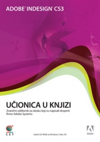 Adobe InDesign CS3 Učionica u knjizi + CD