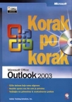 Microsoft Office Outlook 2003 korak po korak +CD