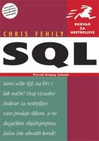 Bukvar za nestrpljive, SQL, prevod drugog izdanja