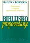 Biblijsko propovedanje