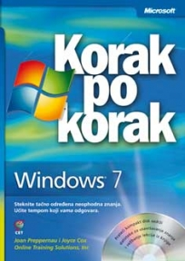 Windows 7 korak po korak + CD