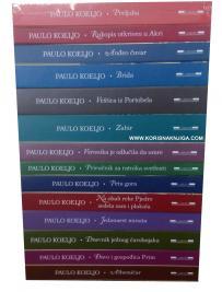 Paulo Koeljo - komplet od 14 knjiga