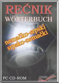 Nemačko-srpski, srpsko-nemački rečnik
