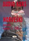 Norveški jezik, knjiga + 2 audio CD-a, početni