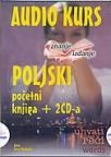 Poljski jezik, knjiga + 2 audio CD-a, početni