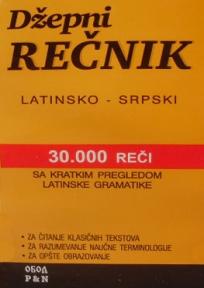 Džepni rečnik latinsko-srpski