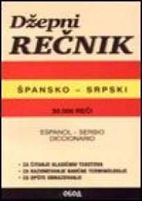 Džepni rečnik špansko-srpski