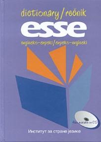 ESSE rečnik (englesko-srpski/srpsko-engleski)
