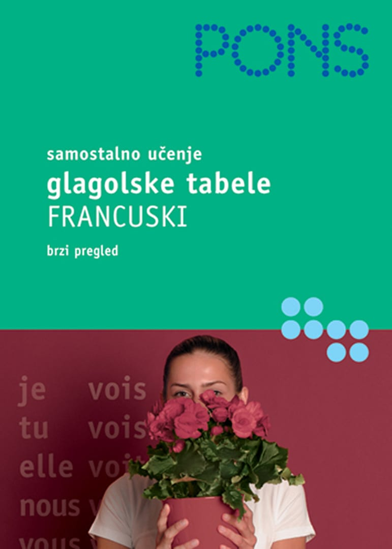 Glagolske tabele - francuski