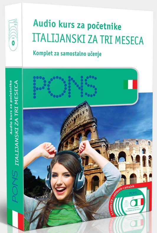 Italijanski za tri meseca
