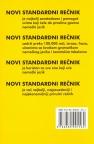 Novi standardni nemačko-srpski/srp-nem rečnik