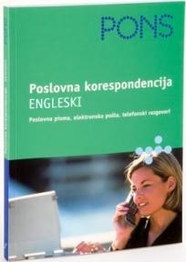 PONS Poslovna korespondencija - engleski