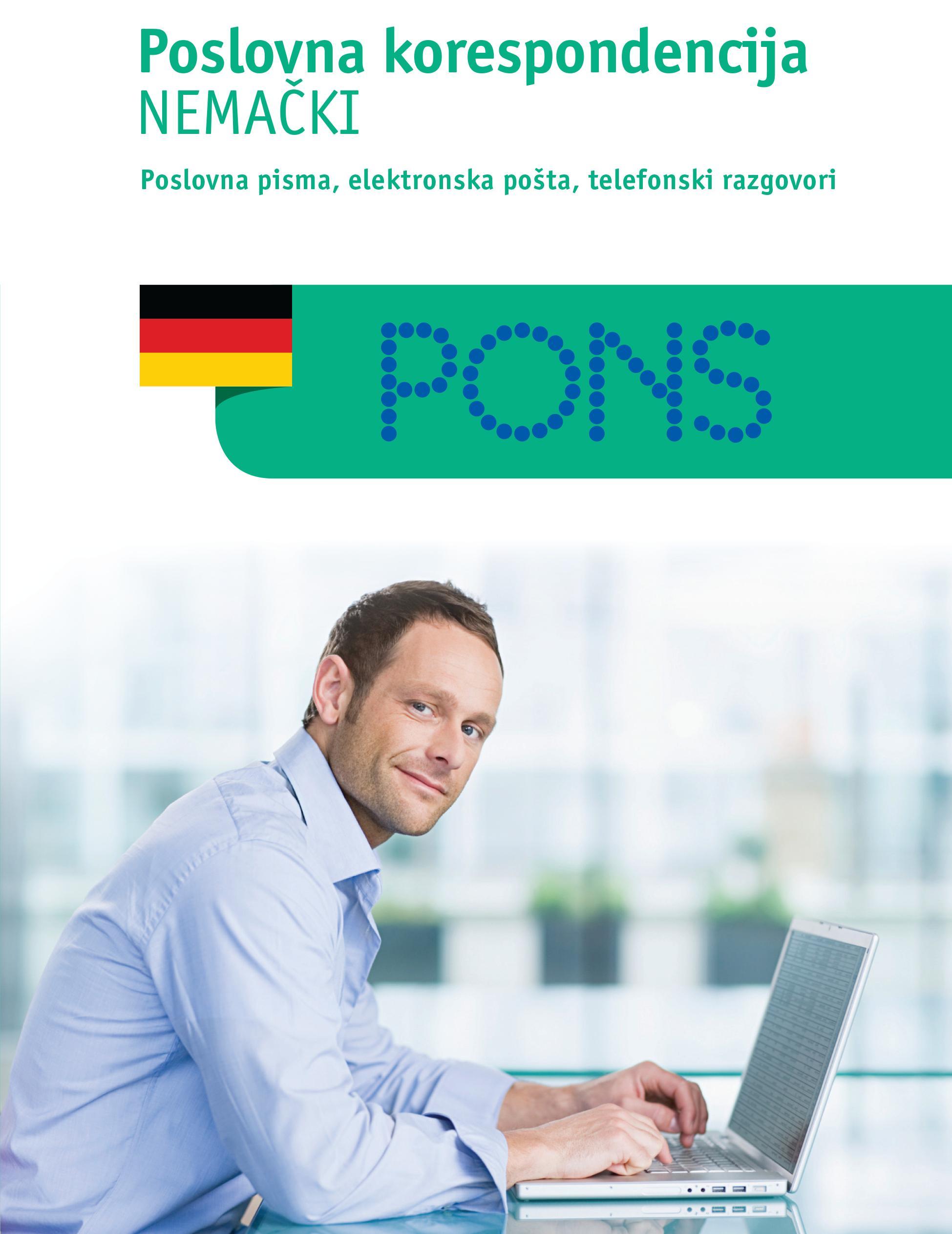 Poslovna korespodencija - nemački