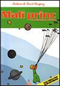 Mali princ - The Little Prince (akvareli autora)