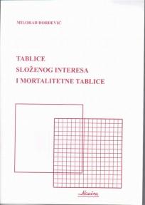 Tablice složenog interesa i mortalitetne tablice