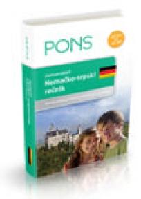 PONS Univerzalni rečnik Nemački