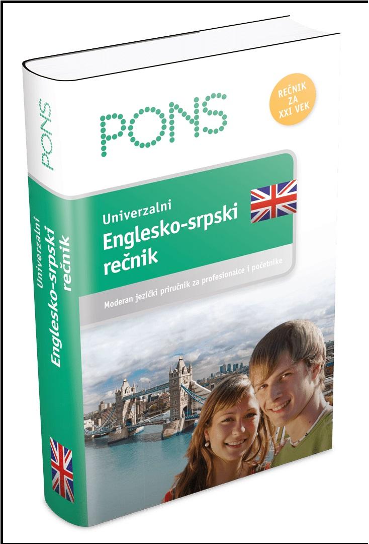 PONS Univerzalni rečnik Engleski