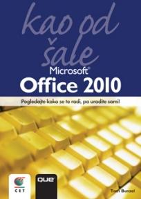 Microsoft Office 2010 kao od šale