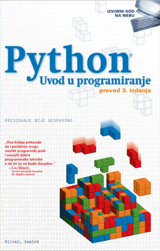 Python: uvod u programiranje