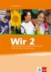 Wir 2, udžbenik
