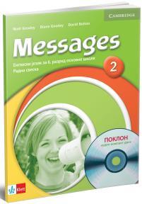 Messages 2, engleski jezik za 6. razred, radna sveska