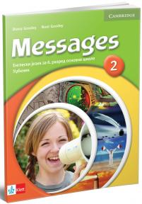 Messages 2,engleski jezik za 6. razred, udžbenik