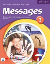 Messages 3, engleski jezik za 7. razred udžbenik