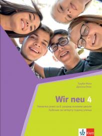 Wir neu 4, udžbenik + CD