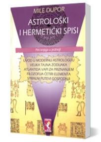 Astrološki i hermetički spisi