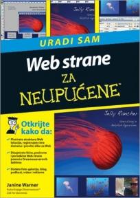Uradi sam: Web strane za neupućene