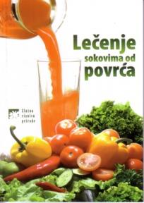 Lečenje sokovima od povrća