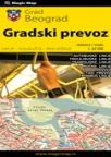 Gradski prevoz, mapa/vodič