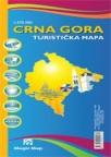 Crna Gora -Turistička mapa