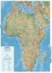 Zidna školska karta -Afrika