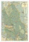 Zidna školska karta - Vojvodine