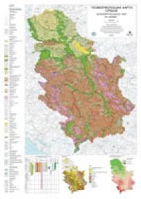 Geomorfoloska Karta Srbije Knjiga Korisnaknjiga Com
