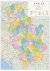 Administrativna karta Srbije