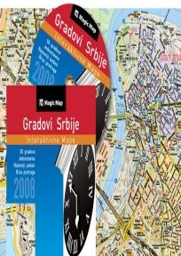 Gradovi Srbije - interaktivne mape