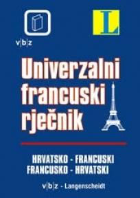 Univerzalni francuski rječnik - Langenscheidt