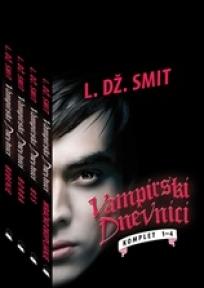 Komplet: Vampirski dnevnici 1 - 4