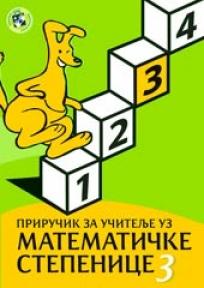 Priručnik za učitelje uz Matematičke stepenice 3