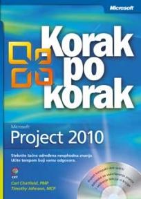 Microsoft Project 2010 korak po korak + CD